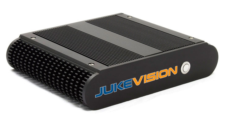JukeVision Hardware Player